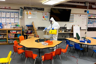 Daycare Facility Cleaning